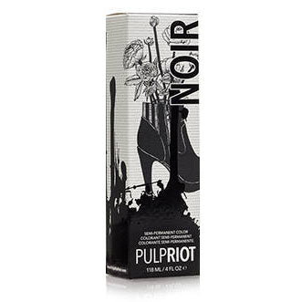 Pulp Riot Semi-Permanent Haircolor 4 oz Noir