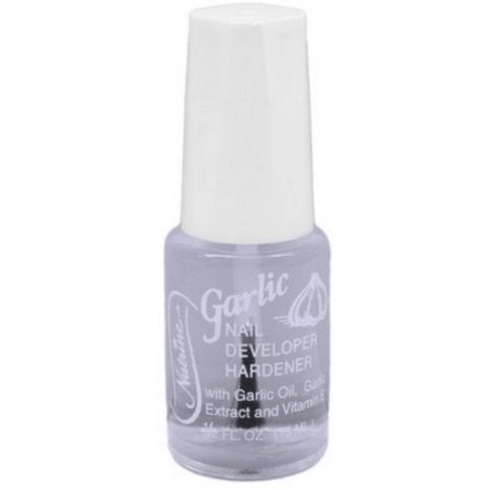 Nutrine Garlic Nail Developer Hardener 0.5 oz