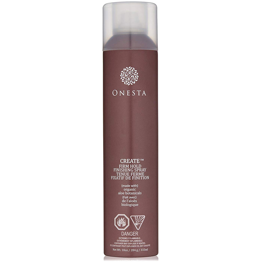 Onesta Hair Care Create Firm Hold Finishing Spray 10 oz