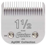 Oster Blades 76 AgION Size # 1-1/2