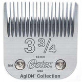 Oster Clipper AgIon Detachable Blade # 3 3/4 (76918-206)