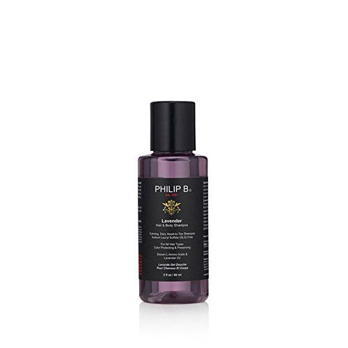 Philip B Lavender Hair & Body Shampoo 2 oz