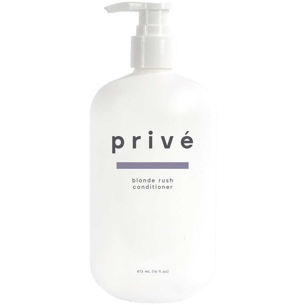 Prive Blonde Rush Conditioner 16 oz
