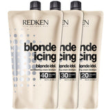 Redken Blonde Idol Conditioning Cream Developer 33.8 oz