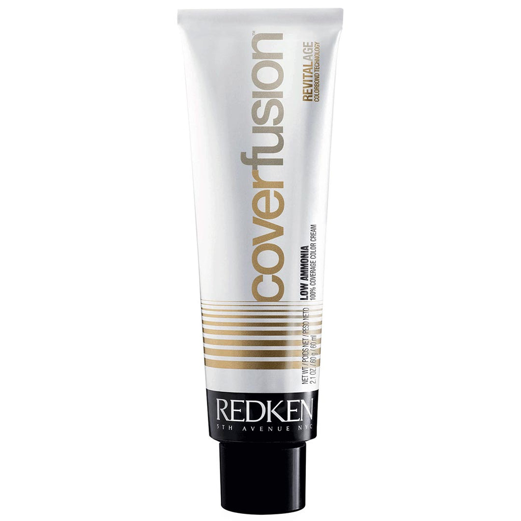 Redken Cover Fusion Low Ammonia Hair Color Cream 2.1 oz