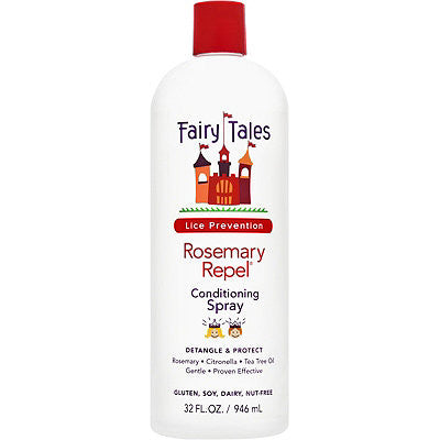 Rosemary Repel Conditioning Spray 32 oz