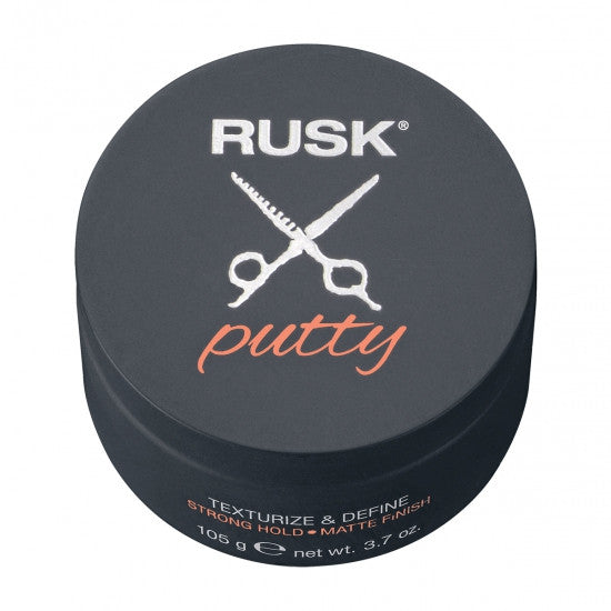 Rusk Putty Texture & Define Strong Hold Matte Finish 3.7 oz