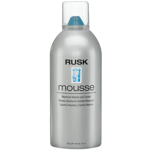 Rusk Designer Collection Maximum Volume and Control Mousse 8.8 oz
