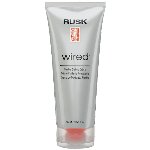 Rusk Designer Collection Wired Flexible Styling Creme 6 oz