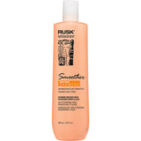 Rusk Sensories Smoother Anti Frizz Shampoo 13.5 oz