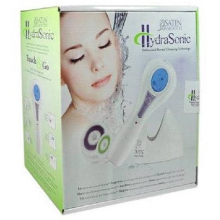 Satin Smooth Hydrasonic Dermal Cleansing Unit