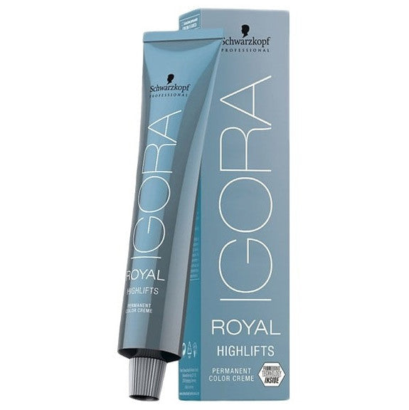Schwarzkopf Igora Royal Highlifts Color Creme 2.1 oz
