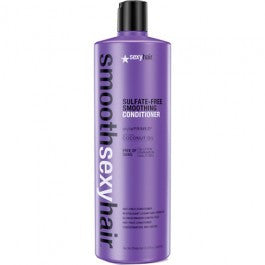 Sexy Hair Smooth Sexy Hair Sulfate Free Smoothing Conditioner 33.8 oz