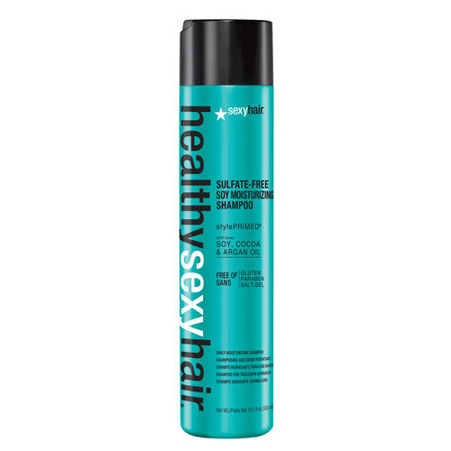 Sexy Hair Healthy Sexy Hair Sulfate Free Soy Moisturizing Shampoo 10.1 oz