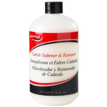 Supernail Cuticle Softener & Remover 16 oz