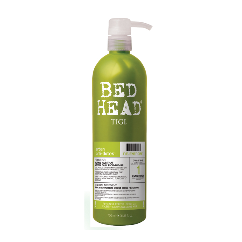 TiGi Bed Head Urban Anti+dotes Re-Energize Conditioner 25.36 oz