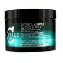 Tigi Catwalk Oatmeal & Honey Intense Nourishing Mask 20.46 oz