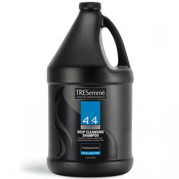 Tresemme 4+4 Deep Cleansing Shampoo 1 Gal