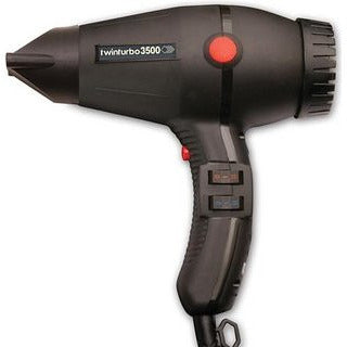 Turbo Power Twin Turbo 3500 Hair Dryer 2000 Watts
