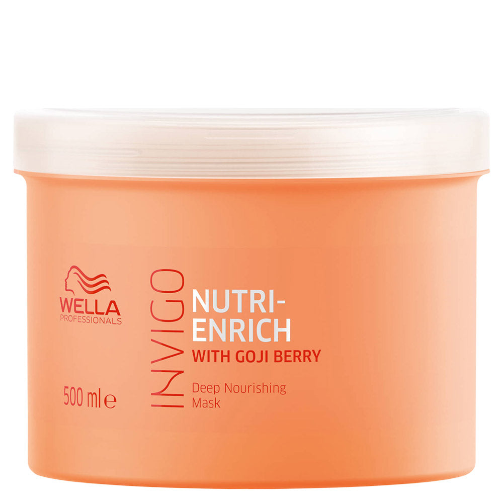 Wella INVIGO Nutri-Enrich Deep Nourishing Mask 16.9 oz