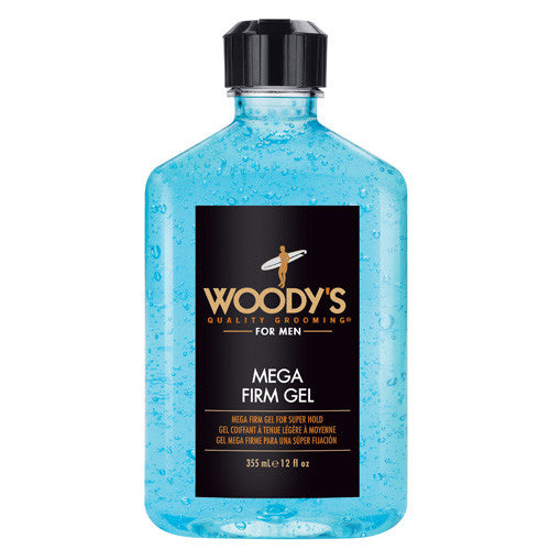 Woody's Mega Firm Gel 12 oz