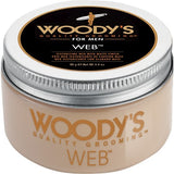 Woody's Quality Grooming Web Pomade 4 oz