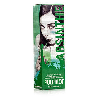 Pulp Riot Semi-Permanent Haircolor 4 oz Absinthe