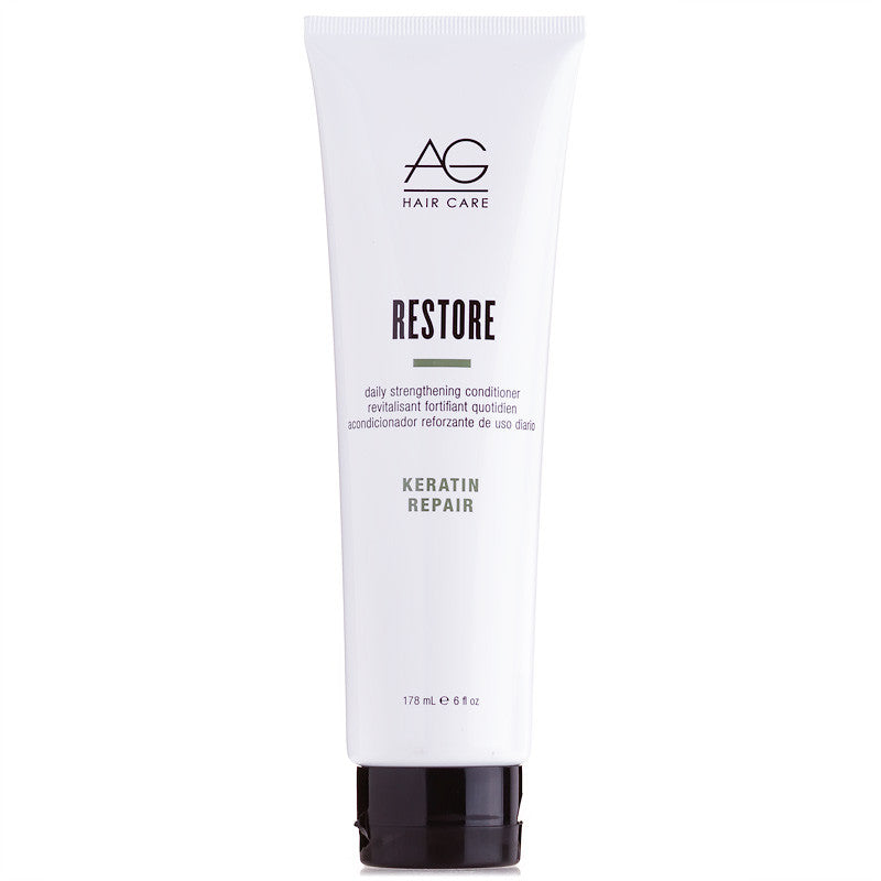 AG Keratin Repair Restore Daily Strengthening Conditioner 6 oz