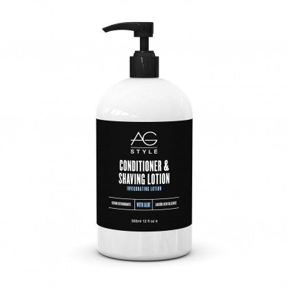 AG Style Conditioner & Shaving Lotion 12 oz