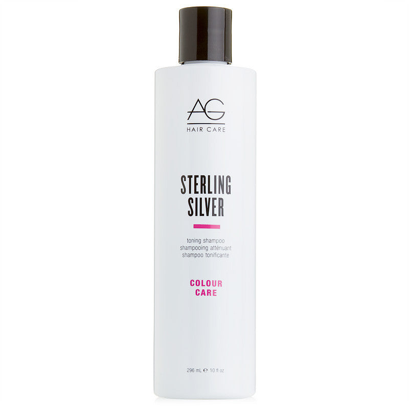 AG Colour Care Sterling Silver Toning Shampoo 10 oz