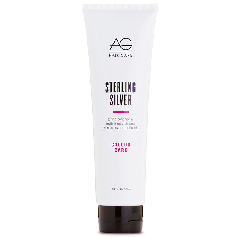 AG Sterling Silver Toning Conditioner 6 oz