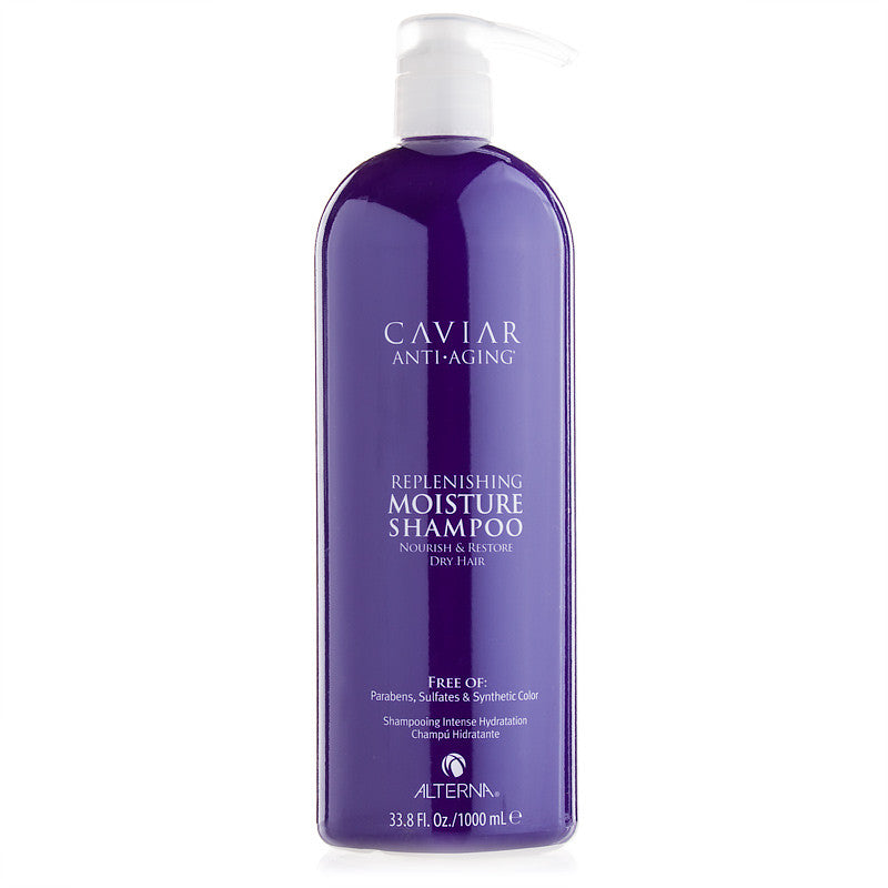 Alterna Caviar Anti-Aging Replenishing Moisture Shampoo 33.8 oz