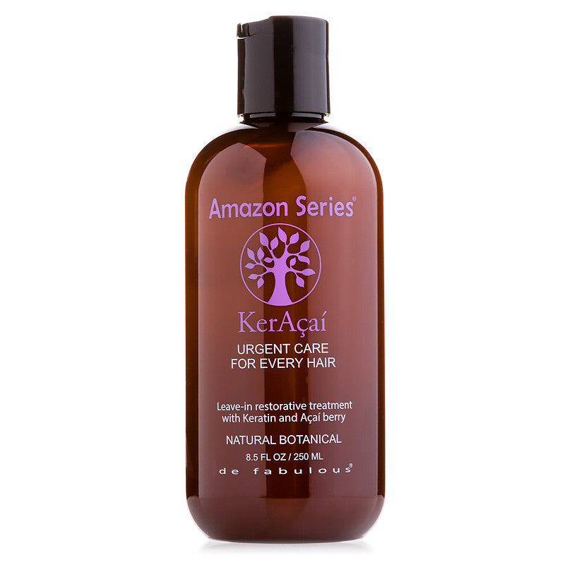 Amazon Series KerAçaí Restorative Leave-in Treatment 8.5 oz