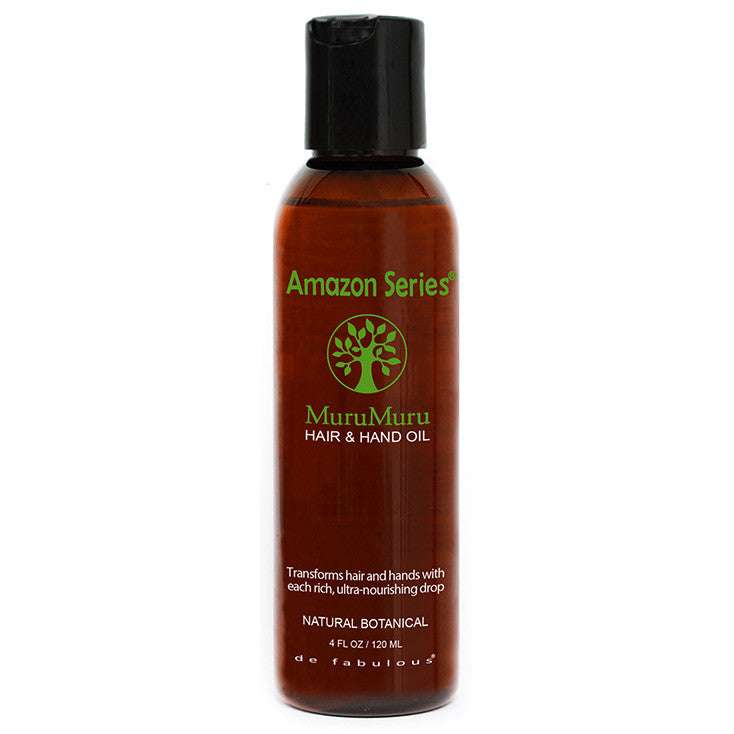 Amazon Series MuruMuru Hair & Hand Oil 4 oz