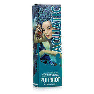 Pulp Riot Semi-Permanent Haircolor 4 oz Aquatic