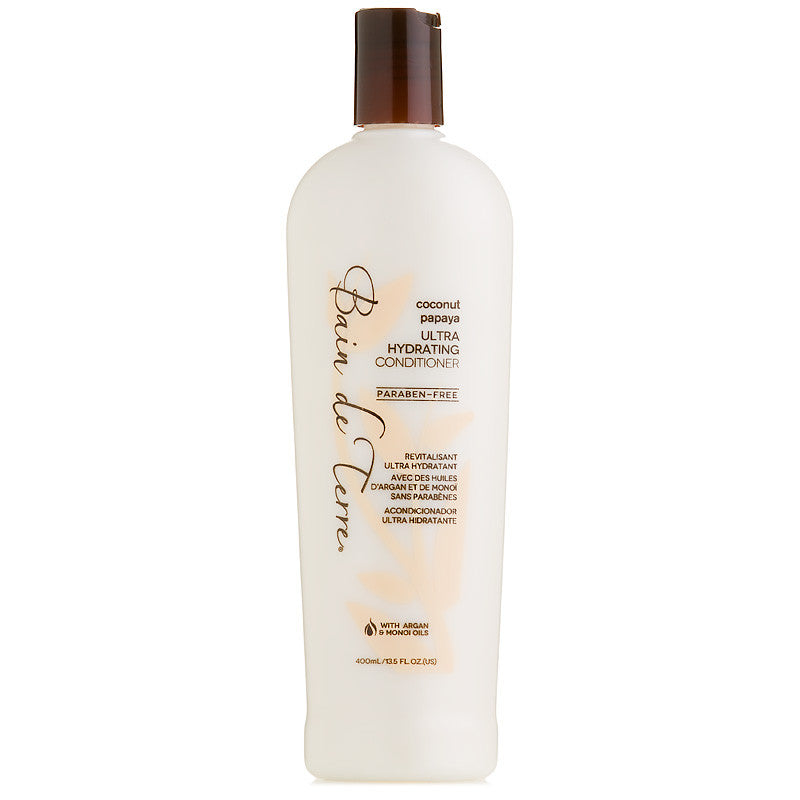 Bain de Terre Coconut Papaya Ultra Hydrating Conditioner 13.5 oz