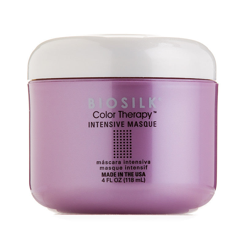 Biosilk Color Therapy Color Protecting Silk Infused Intensive Masque 4 oz