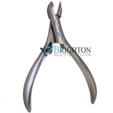 Body Toolz Springless Cuticle Nipper 1/4 Jaw CS8802
