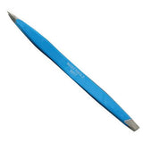 Body Toolz Brightz Neon Double End Tweezer, Electric Blue CS5017
