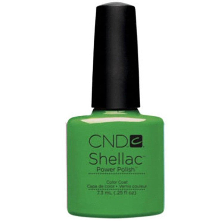 CND Shellac UV Color Coat, Lush Tropics 0.25 oz