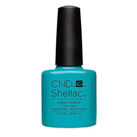 CND Shellac Aqua Intance Gel Polish 0.25 fl. oz.