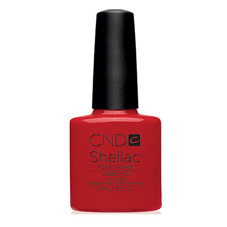 CND Shellac Lobster Roll Gel Polish 0.25 fl. oz.