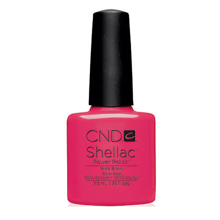 CND Shellac Pink Bikini Gel Polish 0.25 fl. oz.