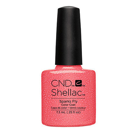 CND Shellac Sparks Fly Gel Polish 0.25 fl. oz.