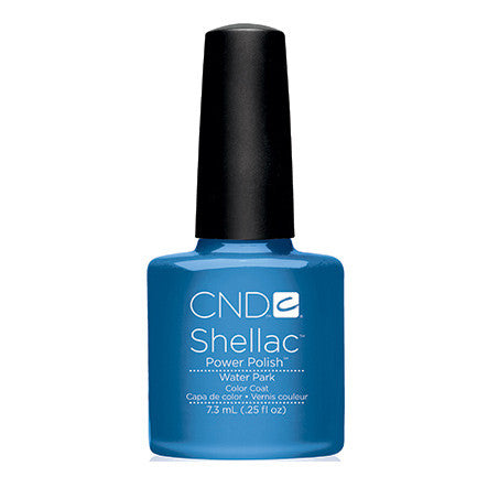 CND Shellac Water Park Gel Polish 0.25 fl. oz.