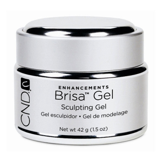 Cnd Brisa Sculpting Gel Clear 1.5 oz