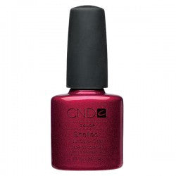 CND Shellac UV Color Coat RED BARONESS 0.25 oz