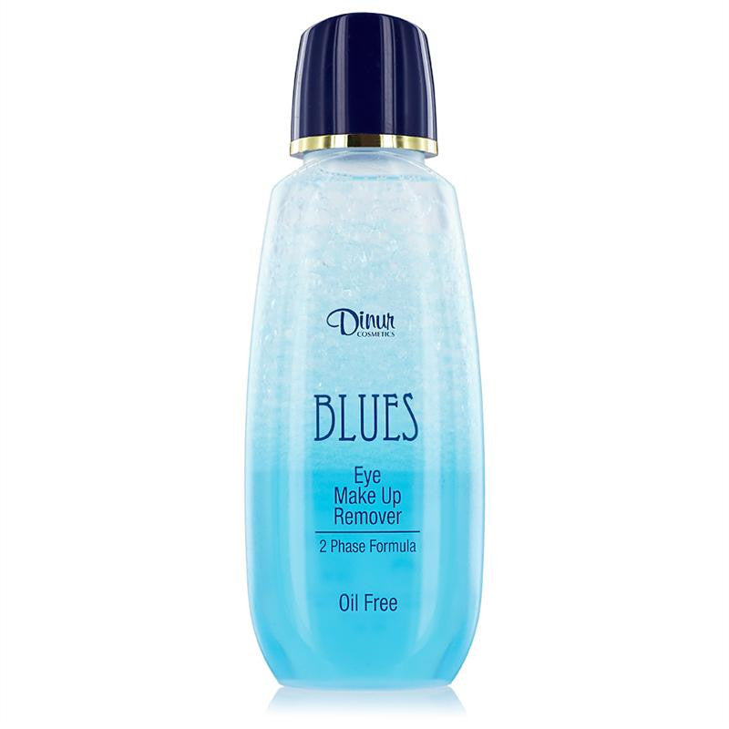 Dinur Blues Eye Make Up Remover OilFree 5.7 oz
