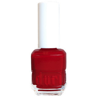 Duri Nail Polish 653 Charleston Red 0.5 oz Bright Lites