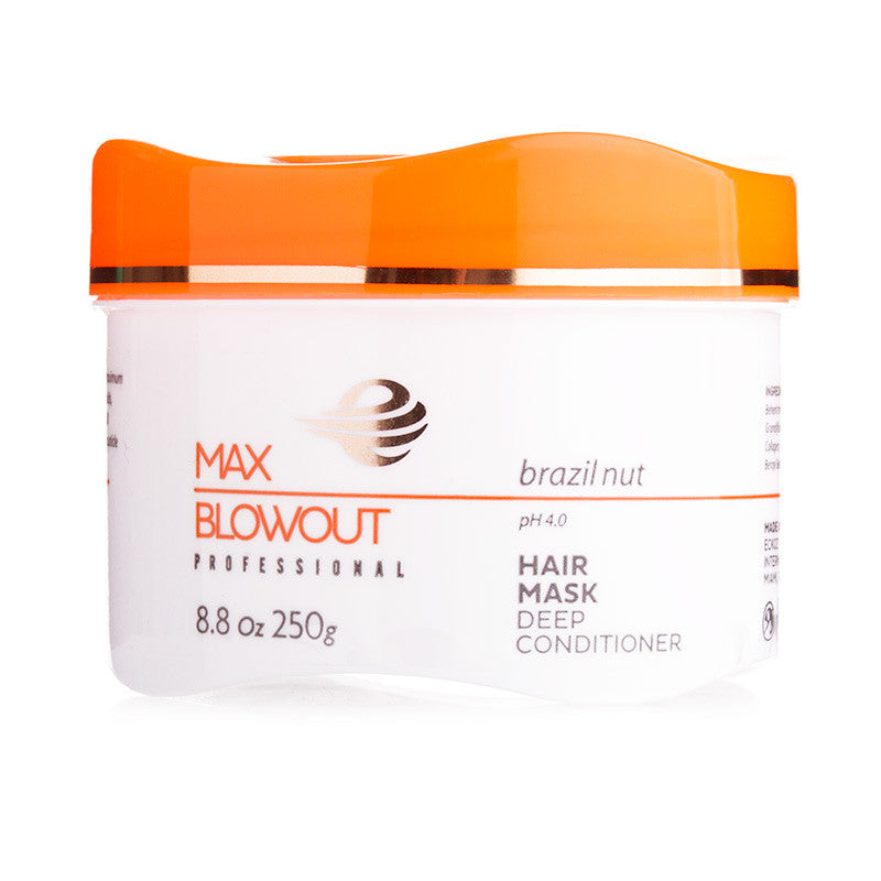 Eckoz Max Blowout Hair Mask Deep Hair Conditioner 8.8 oz